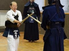 Sensei Takatera v Ledči nad Sázavou